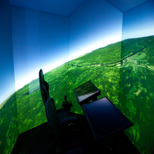 Immersive Simulators & ICE/ITOC-UVDS