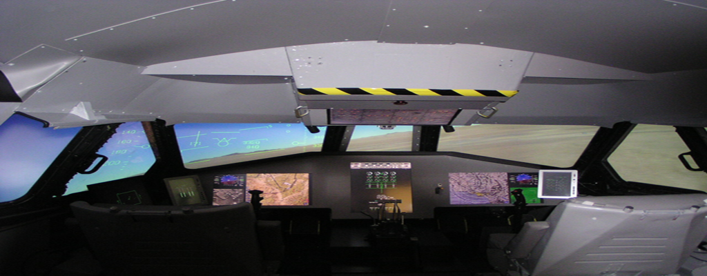 Aerospace Research Simulators