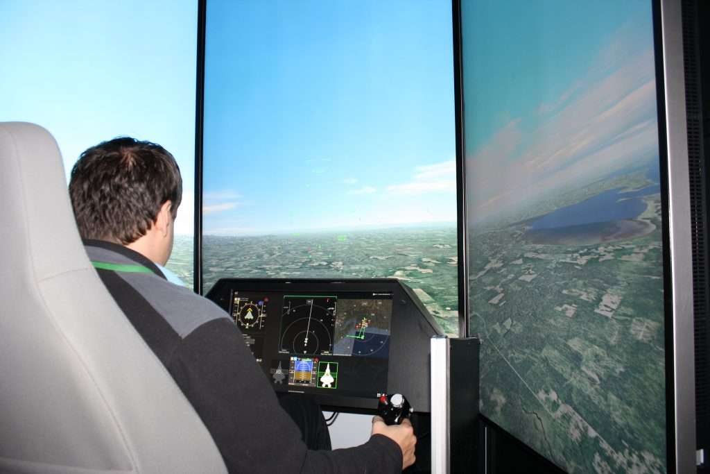 Triton Series I Simulators - Low Cost High Quality